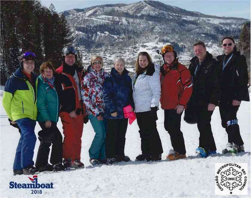 Steamboat Spring Colorodo trip 2018