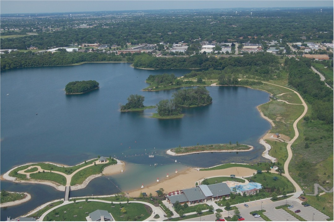 The South Lake at Three Oaks in Crystal Lake IL