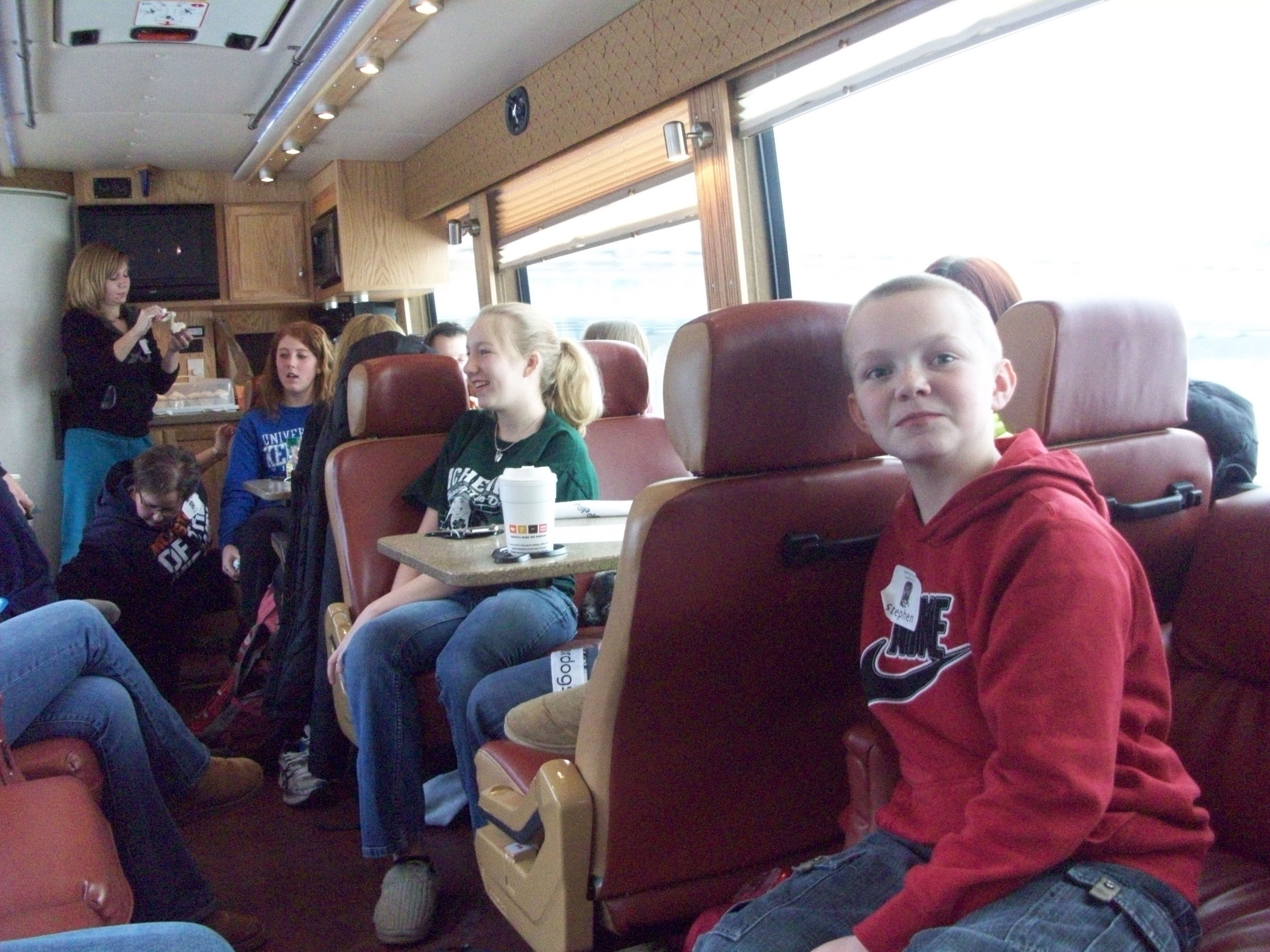 These Powder Dogs took a charter bus to Boyne Highlands Michigan in 2011!