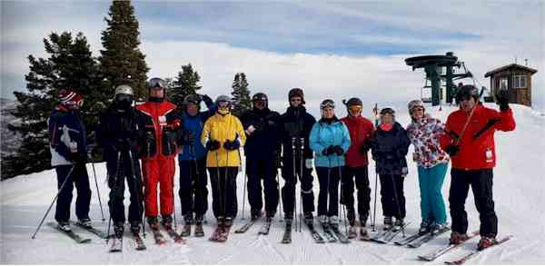 Deer Valley Ski Trip 2019