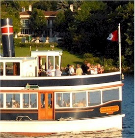 Powder Dog Lake Geneva Dinner Cruise