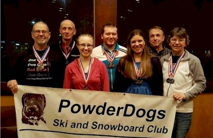 Powder Dogs Race Team 2017