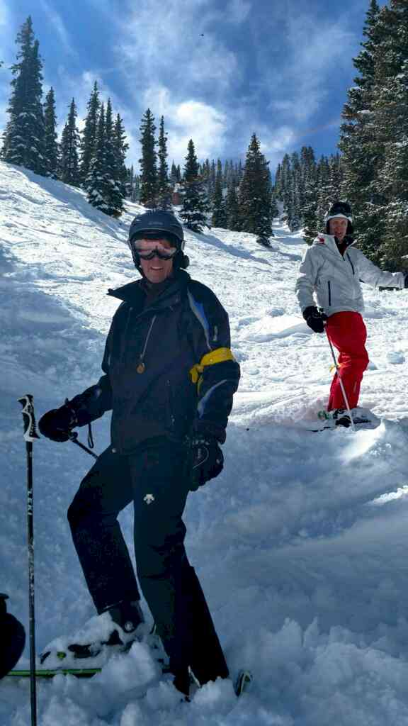 The Powder Dogs Skiing at Snowmass Colorado
