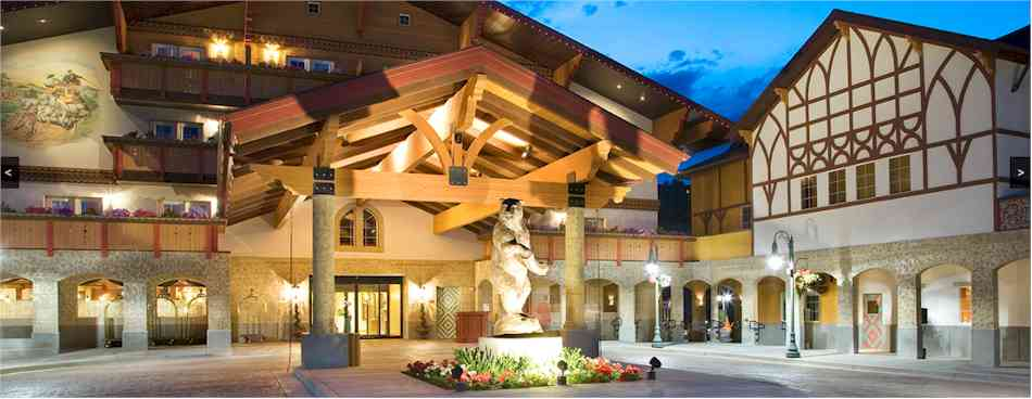 Zermatt Resort in Midway Utah